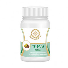 Трифала (экстракт) Нормализует баланс всех составляющих организма Golden Chakra, 60 т.