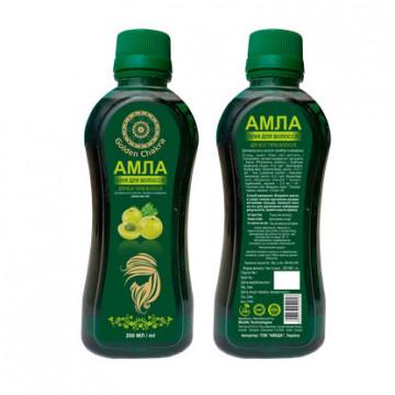 Амла масло для волос Golden Chakra, 200 мл