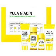 Осветляющий набор миниатюр для лица SOME BY MI Yuja Niacin 30 Days Brightening Starter Kit