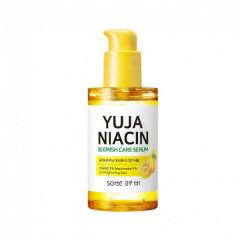 Выравнивающая тон сыворотка SOME BY MI Yuja Niacin 30 Days Blemish Care Serum, 50мл