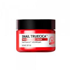Восстанавливающий крем с муцином улитки и керамидами SOME BY MI Snail Truecica Miracle Repair Cream,