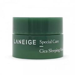 Ночная маска для проблемной кожи лица LANEIGE Cica Sleeping Mask, 10 мл