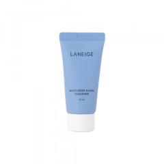 Пенка для глубокого очищения кожи лица LANEIGE Multi Deep-Clean Cleanser, 30 мл