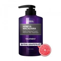 """Маска-Кондиционер для волос """"Розовый грейпфрут"""" KUNDAL Honey & Macadamia T"""