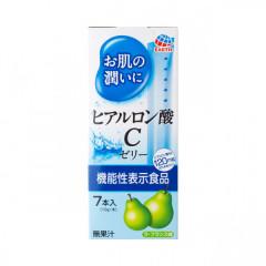 Японская питьевая гиалуроновая кислота в форме желе со вкусом груши Earth Hyaluronic Acid C Jelly 70