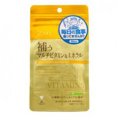 Мультивитамины и Минералы AFC 320 мг, 90 шт
