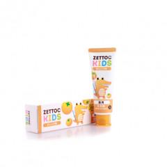 Детская зубная паста Zettoc Kids Orange Toothpaste, 70 мл