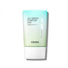 Успокаивающий солнцезащитный крем COSRX All Green Comfort Sun SPF50+ PA+++, 50 мл