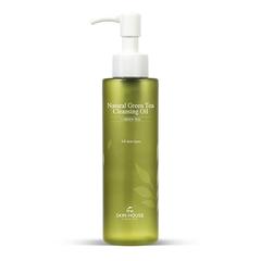 Гидрофильное масло с экстрактом зеленого чая The Skin House Natural Green Tea Cleansing Oil, 150 мл