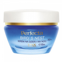 Интенсивно увлажняющий крем для лица для возраста 30+ PERFECTA Bird's Nest Cream Day and Night