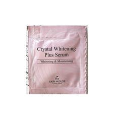 Пробник Сыворотка осветляющая против пигментации кожи лица The Skin House CRYSTAL WHITENING PLUS SER