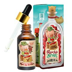 Масло Шиповника Elizavecca Farmer Piggy Rose Hip Oil 100%, 30 Мл