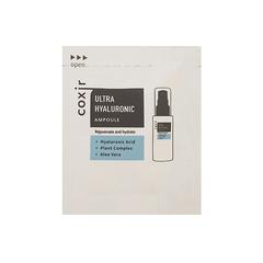 Пробник Увлажняющая сыворотка с гиалуроновой кислотой Coxir Ultra Hyaluronic Ampoule Pouch, 2 мл