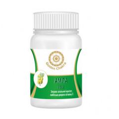 """Амла (экстракт) Самый богатый источник витамина """"С"""" Golden Chakra, 60 т."""