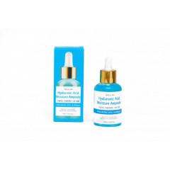 Сыворотка с гиалуроновой кислотой 80 мл/ADELLINE HYALURONIC ACID HYDRATING AMPOULE