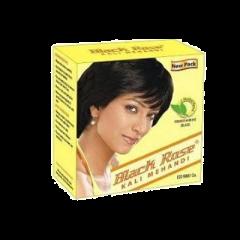 Краска для волос Black Rose Kali Mehandi, на основе хны, Черная, 50г