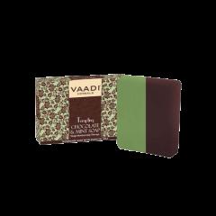 Мыло Шоколад и Мята Vaadi, 75 г