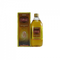 Пищевое кунжутное масло Говинда Sahul, 500 мл