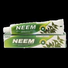 Аюрведическая зубная паста Neem Sahul, 100 мл