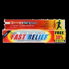 Крем от суставной и мускульной боли Fast Relief, 45 мл