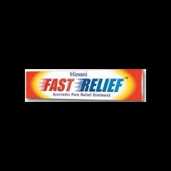 Крем от суставной и мускульной боли Fast Relief, 25 мл