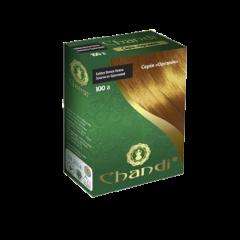 Краска для волос Chandi, серия органик, Золотисто-бронзовый, 100г