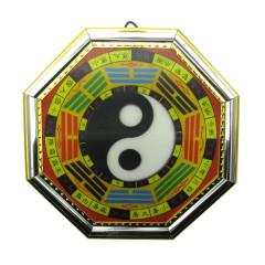 Багуа 3D (15х15х1,5 см)