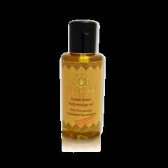 Массажное масло Кунжут и Лимон Chandi, 100мл