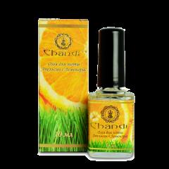Масло для ногтей Апельсин и Лемонграсс Chandi, 10 мл