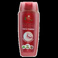 Зубной порошок TBC Red Tooth Powder, 200 г