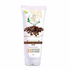 Скраб тонизирующий на основе кофейных зерен Tbc By Nature Intensive Excoticate Coffee Bean Scrub, 10