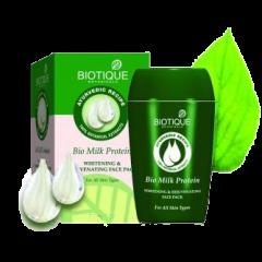 Омолаживающая маска Био Молочный Протеин Biotique, 175г