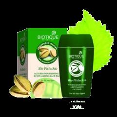 Омолаживающая питательная маска Био Фисташка Biotique, 175г