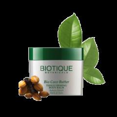 Подтягивающий бальзам для тела Био Какао Масло Biotique, 50г