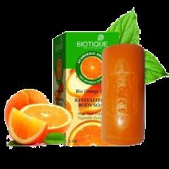 Восстанавливающее мыло Био Цедра Апельсина Biotique, 150г