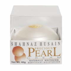 Омолаживающий крем с жемчугом Shahnaz Husain, 40г
