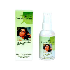 Основа под макияж Мате мусс Shahnaz Husain, 50г