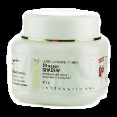 Очищающий крем–пилинг для кожи лица и тела Шадью Shahnaz Husain, 40г