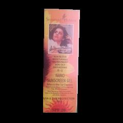 Солнцезащитный гель Nano Sunscreen SPF-20 Shahnaz Husain, 100мл