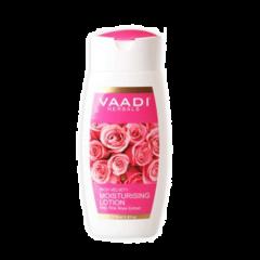 Лосьон с экстрактом розовых роз Vaadi, 110г