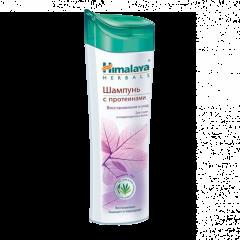 Шампунь с протеинами. Защита и восстановление для сухих волос Himalaya Herbals, 200 мл