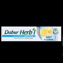 Зубная паста Соль и лимон Dabur, 80мл