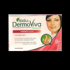 Отбеливащее мыло Vatiкa DermoViva Naturals Fairness, 125 г