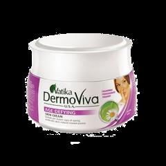 Антивозрастной крем Vatika DermoViva Age-Defying, 70г