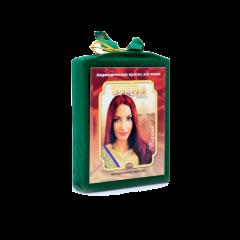 Аюрведическая лечебная краска для волос Ааша Горький шоколад, 100г