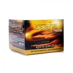 Крем для рук Интенсивное увлажнение Aasha, 50г