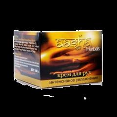 Крем для рук Интенсивное увлажнение Aasha, 100г