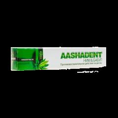 Аюрведическая зубная паста Ним и Бабул Aasha, 100 мл