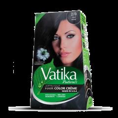 Краска для волос Vatika Naturals Черный 50 мл+50 мл