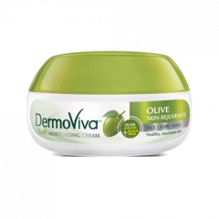 Восстанавливающий крем для лица Олива Dabur DermoViva Cream, 70г